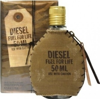 Diesel Fuel For Life Men EdT 75 ml