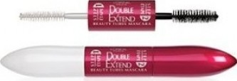 L'Oreal Paris Double Extension Beauty Tubes Mascara Obostrana maskara za duže i bujnije trepavice 2 x 6 ml