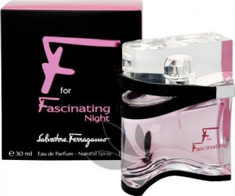 Salvatore Ferragamo F For Fascinating Night EdP s raspršivačem 90 ml