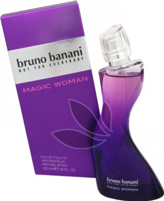 Bruno Banani Magic Woman EdT s raspršivačem 30 ml