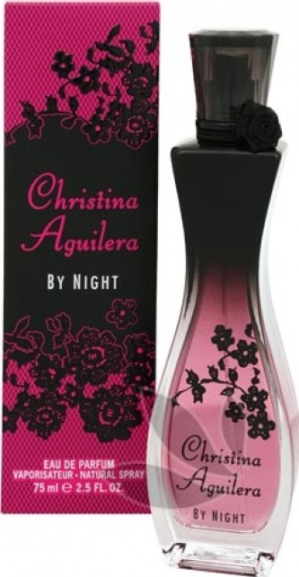 Christina Aguilera By Night EdP s raspršivačem 15 ml