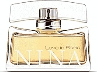 Nina Ricci Love in Paris EdP 50 ml Tester