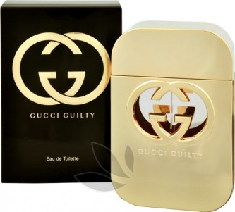 Gucci Guilty EdT s raspršivačem 75 ml