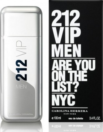 Carolina Herrera 212 VIP for Men toaletní voda 100 ml Tester