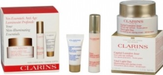 CLARINS Vital Light SET 3ks
