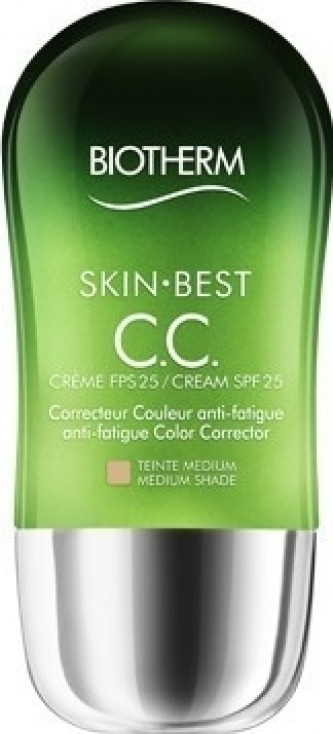 Biotherm CC krém (Skin Best CC Cream SPF 25) 30 ml Odstín Light Shade
