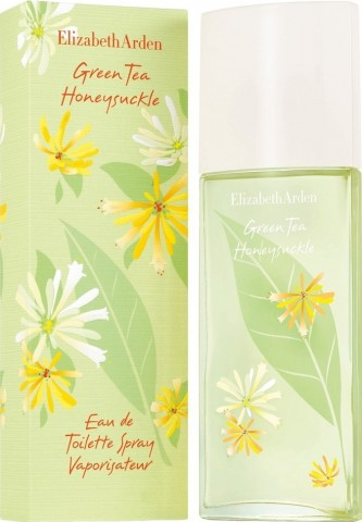 Elizabeth Arden Green Tea Honeysuckle Toaletní voda 50 ml