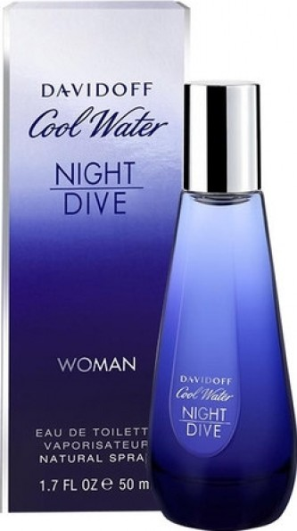 Davidoff Cool Water Night Dive Toaletní voda 80 ml