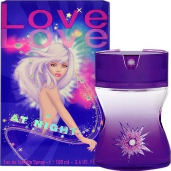 Morgan Love Love At Night Toaletní voda 100 ml