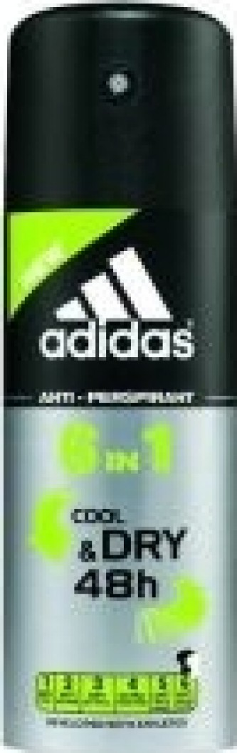 Adidas Performance Male 6 v 1 Deospray 150 ml