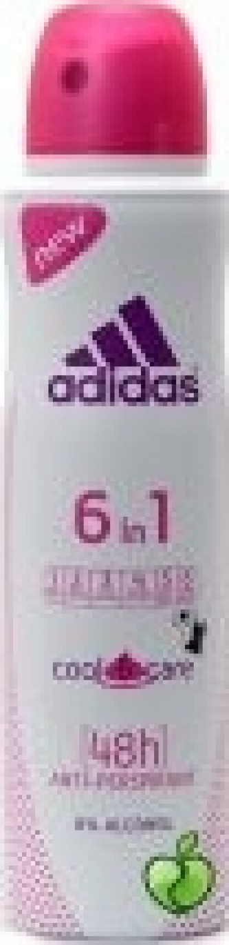 Adidas Performance Female 6 v 1 Deospray 150 ml