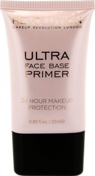 Makeup Revolution Podkladová báze pod make-up (Ultra Face Base Primer) 25 ml