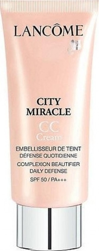 Lancome CC krém SPF 50 City Miracle (CC Cream) 30 ml Odstín 01 - Beige Dragée