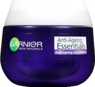 Garnier Noční krém proti vráskám Essentials 55+ (Anti-Ageing Night Care) 50 ml
