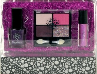 Makeup Trading Schmink Set Glitter Fuchsia Complet Make Up Palette