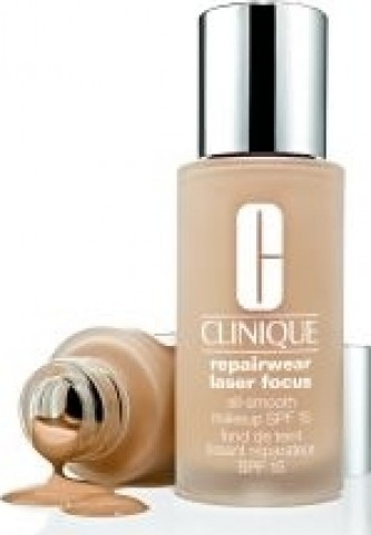 Clinique Repairwear Laser Focus All-Smooth Make-up SPF 15 - Vyhlazující make-up 30 ml