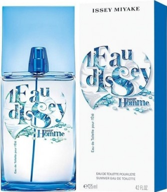 Issey Miyake L`Eau d`Issey Pour Homme Summer 2015 toaletní voda 125 ml