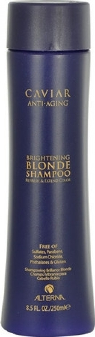 Alterna Caviar Brightening Blonde Shampoo 250 ml Pro blond vlasy