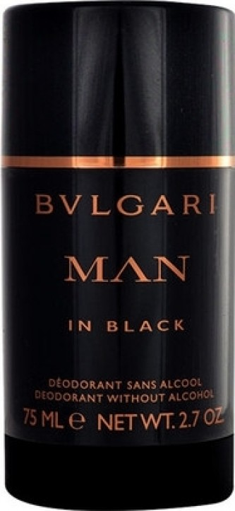 Bvlgari Man In Black Deostick 75 ml
