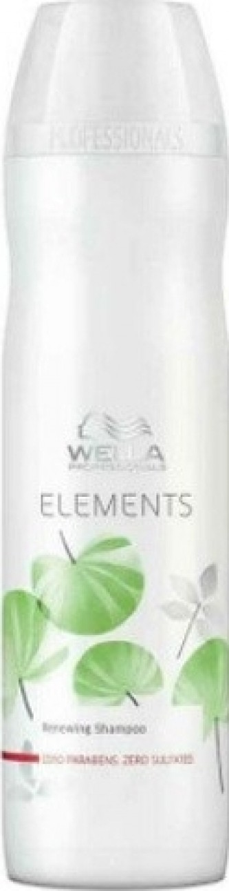 Wella Professional Obnovující šampon Elements (Renewing Shampoo) Objem 250 ml