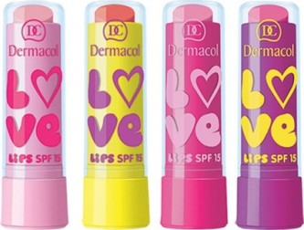 Dermacol Love Lips SPF15 3,5 ml 08 Peach