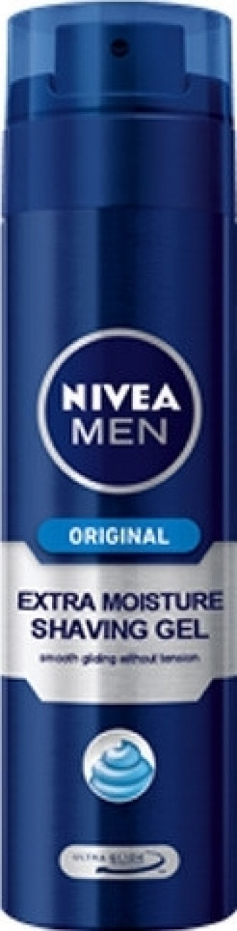Nivea Gel na holení Original 200 ml