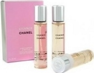 SECOND HAND Chanel Chance EDT náplň 3 x 20 ml