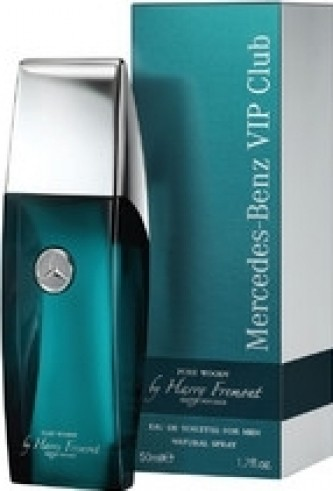 Mercedes Benz VIP Club Pure Woody for Man Toaletní voda 50 ml