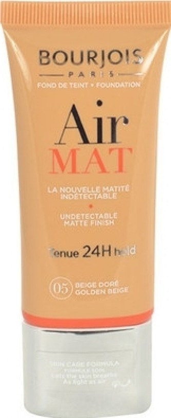 BOURJOIS Paris Air Mat Foundation SPF10 30 ml 02 Vanilla