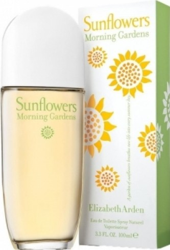 Elizabeth Arden Sunflowers Morning Gardens toaletní voda 100 ml