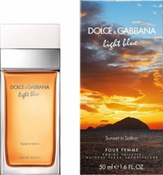 Dolce & Gabbana Light Blue Sunset In Salina toaletní voda 100 ml