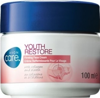 Avon Zpevňující pleťový krém s kolagenem a elastinem Care (Youth Restore Firming Face Cream with Collagen and Elastin) 10