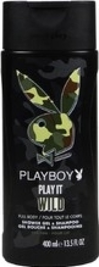 Playboy Play It Wild for Him Sprchový gel 250 ml