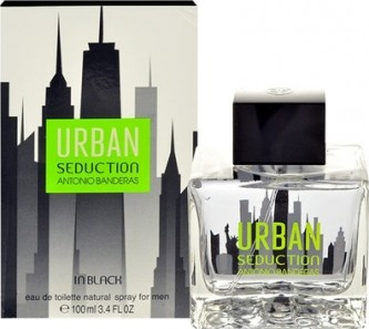 Antonio Banderas Urban Seduction in Black Toaletní voda 100 ml