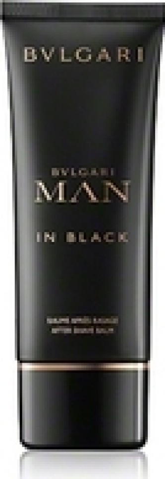 Bvlgari Bvlgari Man In Black After Shave Balsam ( balzám po holení ) 100 ml