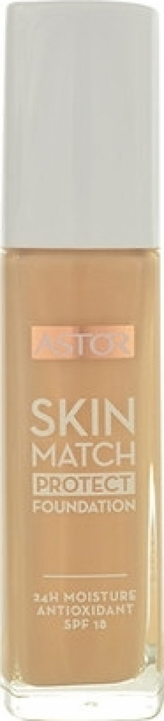 Astor Skin Match Protect Foundation SPF18 30 ml 100 Ivory