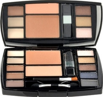 Makeup Trading Schmink Set Nude Or Smoky Complet Make Up Palette