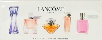 Lancome Mini Set 5ml Edp Hypnose + 4ml Edp La vie est Belle + 7,5ml Edp Tresor + 5ml Edp Tresor in Love + 5ml Edp Miracle