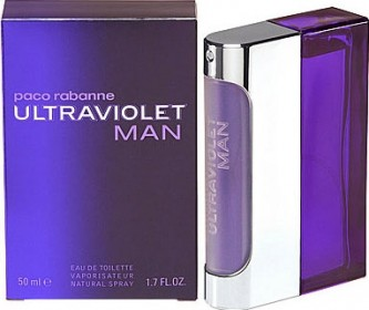Paco Rabanne Ultraviolet for Men Toaletní voda 100 ml