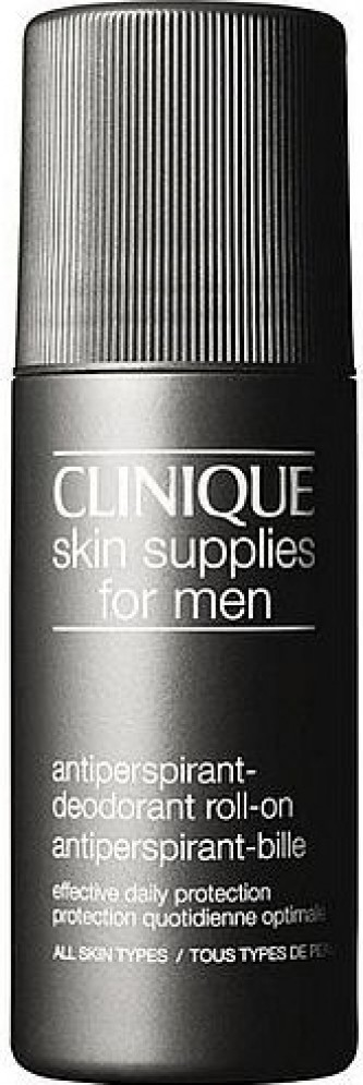 Clinique Skin Supplies for Men Antiperspirant Roll On Roll-on antiperspirans za muškarce za sve tipove kože 75 ml