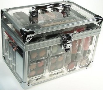 Makeup Trading Schmink Set Transparent Complet Make Up Palette