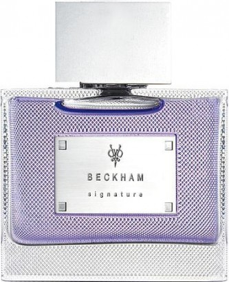 David Beckham Signature For Him EdT 50 ml