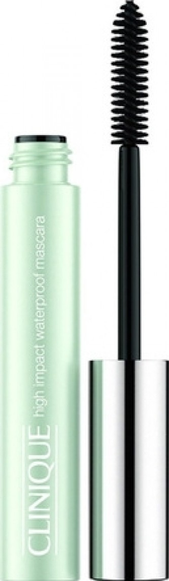 Clinique High Impact Waterproof Mascara Vodootporna maskara za oči 8 ml nijansa 01 Black