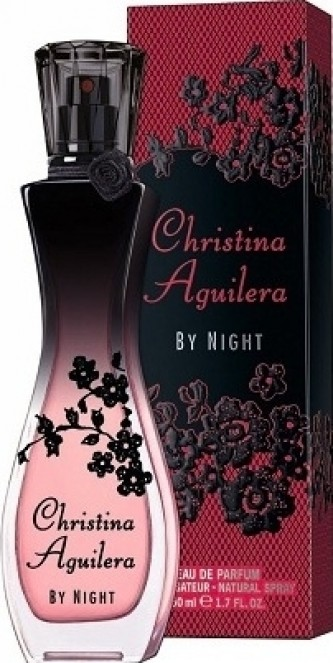 Christina Aguilera Christina Aguilera by Night Parfémovaná voda 10 ml