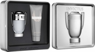 Paco Rabanne Invictus EdT 100 ml + gel za tuširanje 100 ml