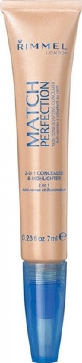 Rimmel London Match Perfection Skin Tone 2in1 Concealer 7 ml