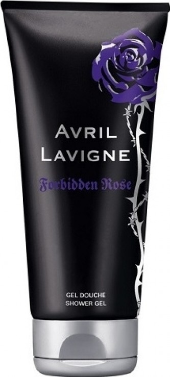 Avril Lavigne Forbidden Rose Gel za tuširanje 200 ml