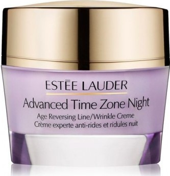 Estée Lauder Advanced Time Zone Night Creme Noćna krema za pomlađivanje svih tipova kože lica 50 ml