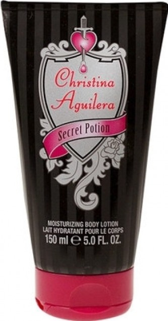Christina Aguilera Secret Potion Mlijeko za tijelo 150 ml
