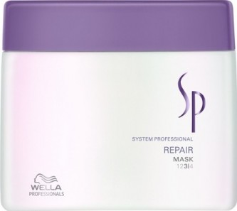 Wella SP Repair Mask Maska za oštećenu kosu 400 ml